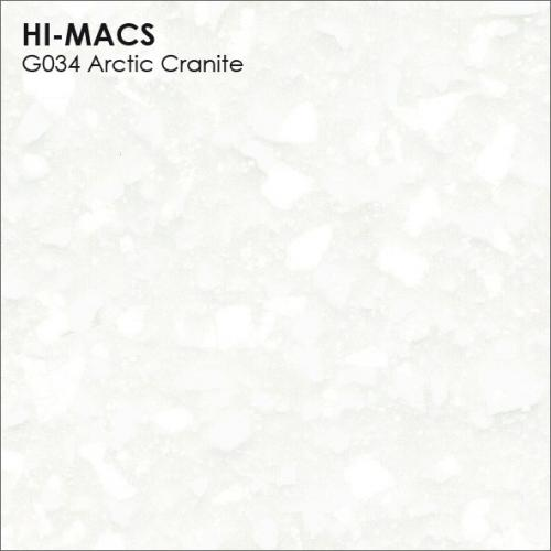G034 Arctic Granite